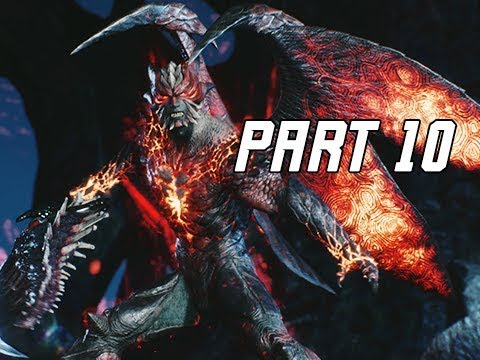 DEVIL MAY CRY 5 Gameplay Walkthrough Part 10 - Sword of Sparda (DMC5 Let's Play Commentary) thumbnail