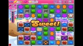 캔디크러쉬사가 레벨 1633 노부스터 공략, Candy Crush Saga Level 1633 No Booster Clear