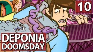 Deponia Doomsday #10 willkommen in DALARAN ► Lets Play Deponia Doomsday deutsch