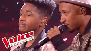 Lisandro Cuxi et Soprano - « Mon Everest » | The Voice France 2017 | Live