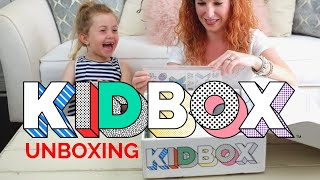 KidBox Unboxing - Kid