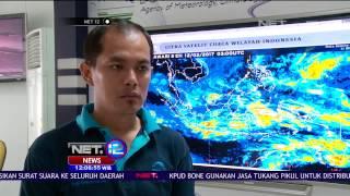BMKG Prediksi Cuaca Ekstrem Akan Melanda Sampai Maret - NET12