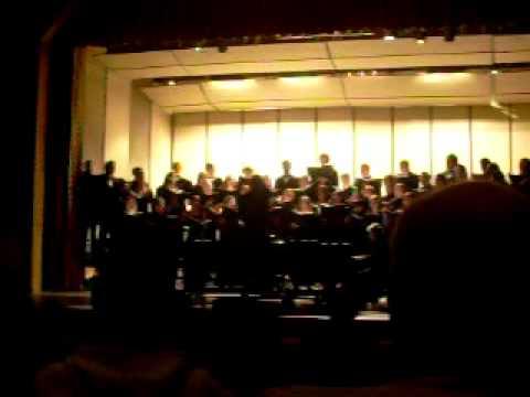 university of toledo choir