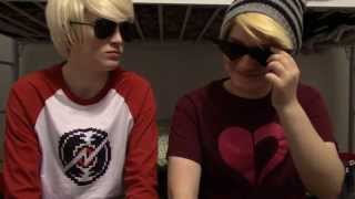 A Day In The Life Of Dave And Dirk Strider