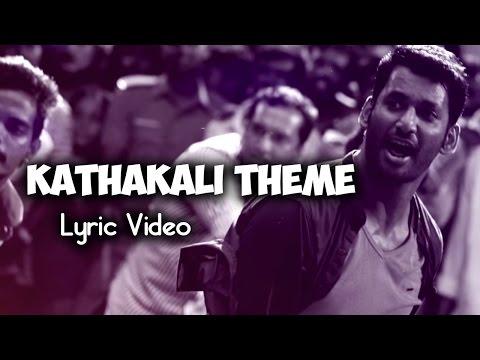 Kathakali Theme Song Lyrics From Kathakali