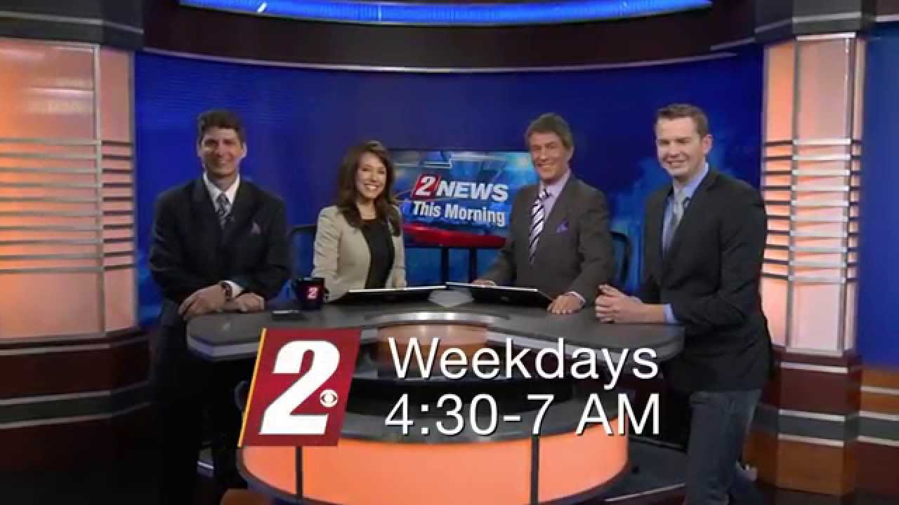 Start Your Day with Channel 2 News This Morning