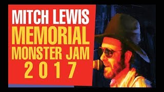 MITCH LEWIS MEMORIAL MONSTER JAM 10/22/2017