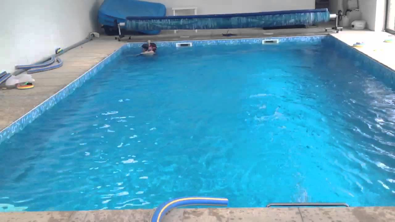swimming in the family home super heated pool using whirlpool jet rapids machine youtube. Black Bedroom Furniture Sets. Home Design Ideas