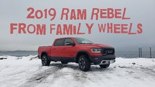 2019 Ram 1500 Rebel from Family Wheels