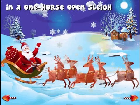 Christmas Songs Collection Nursery Rhymes Games - Jingle Bells Song Game - YouTube