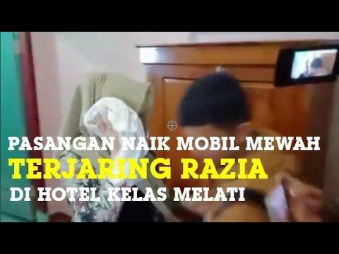 Pasangan Naik Mobil Mewah Terjaring Razia Di Hotel Kelas Melati