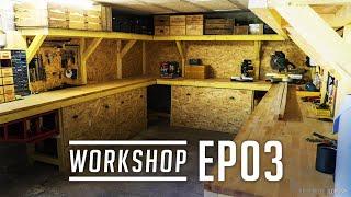 EP03 - L'atelier commence à prendre forme ! thumbnail