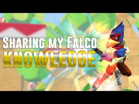 Sharing my Falco knowledge!