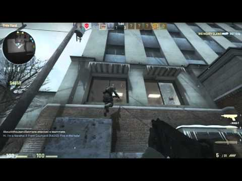 Some asshole plays Counterstrike GO |