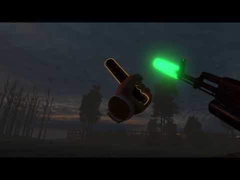 VRZ : TORMENT - Testing AKM upgrades in Arcade mode.  