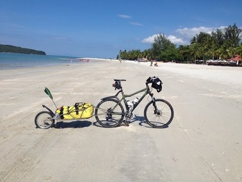 Cycle Touring   Singapore, Malaysia and Thailand