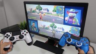 Νέο Split Screen στο Fortnite (2 Παίχτες σε 1 Οθόνη)