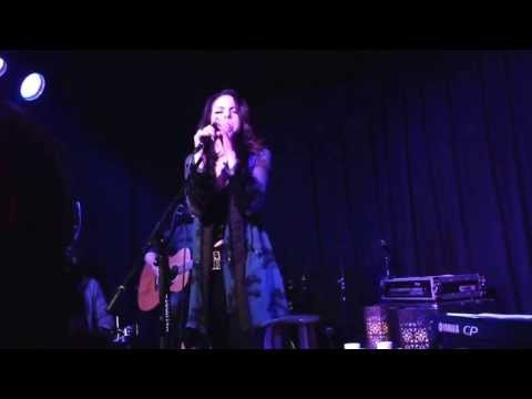 Liz Gillies  Wrecking Ball Miley Cyrus cover Live at Genghis Cohen