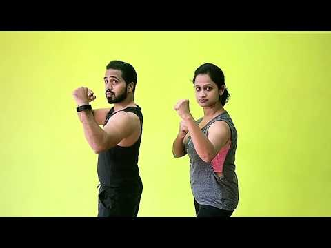 Swag Se Swagat Zumba - Bollywood by Prasad & Sanchari