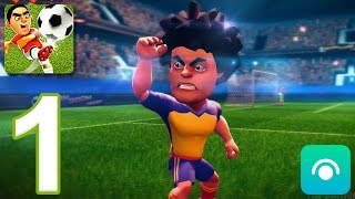 Boom Boom Soccer - Gameplay Walkthrough Part 1 (iOS, Android)