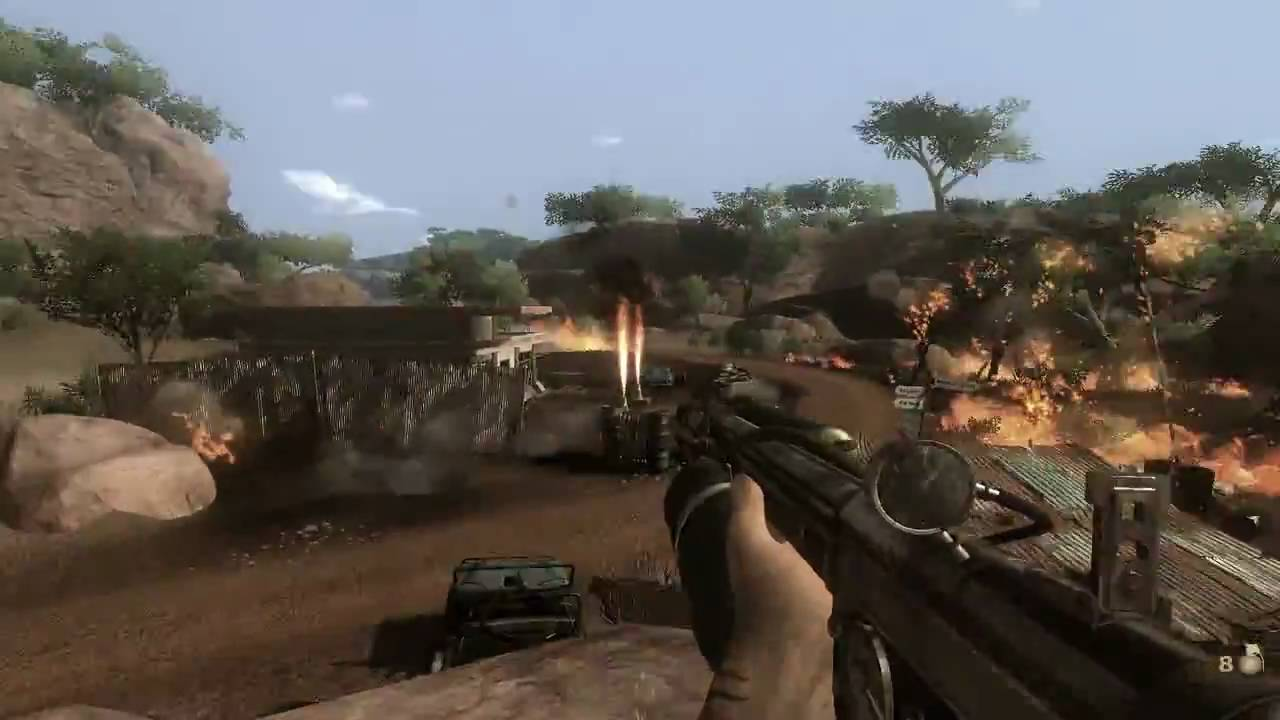 Far Cry 2 torrent download for PC