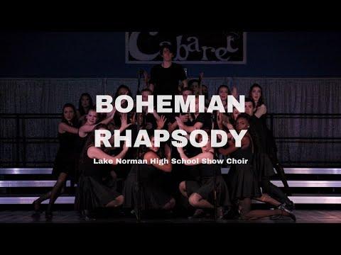 Bohemian Rhapsody show choir performance