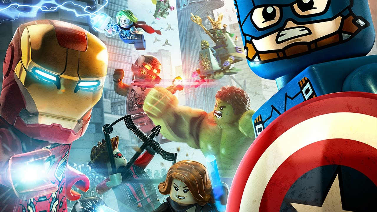 Lego Marvel Avengers Zapowiedź Gry Na Kanale Youtube