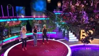 Atomic Kitten perform 'Whole Again' live on Big Brother's Bit On Th...