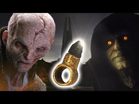 Download Youtube: Wusste Palpatine von Snoke's Existenz? - Star Wars Episode 8: Die letzten Jedi