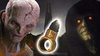Wusste Palpatine von Snoke's Existenz? - Star Wars Episode 8: Die letzten Jedi thumbnail