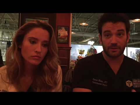 One Chicago Day: Norma Kuhling and Colin Donnell on CHICAGO MED
