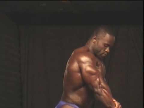 IFBB SWUSA Pro - Bodybuilder John Sherman