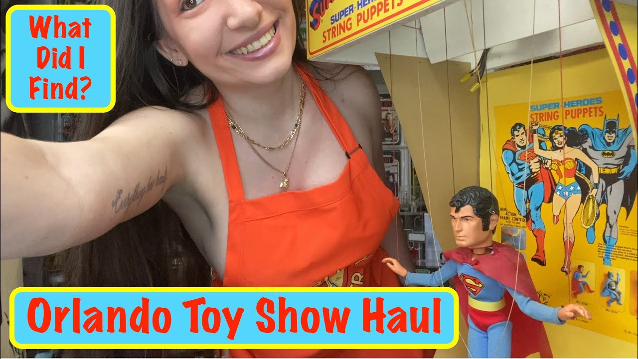 Orlando Toy Show Haul