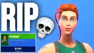 Fortnite ruined this skin... Fortnite ITEM SHOP [December 2] | Kodak wK