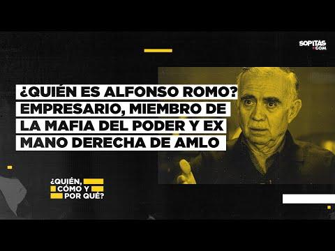 En YouTube: ¿Quién es Alfonso Romo? Empresario, exjefe de la Oficina de AMLO y miembro de la Mafia del Poder.