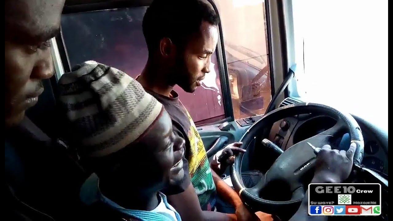 Download Musha Dariya Tsohon Driver - Arewa Comedians