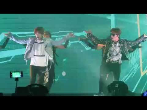 [150620] Super Junior D&E Present in HK - Light, Camera, Action! & The Beat Goes On