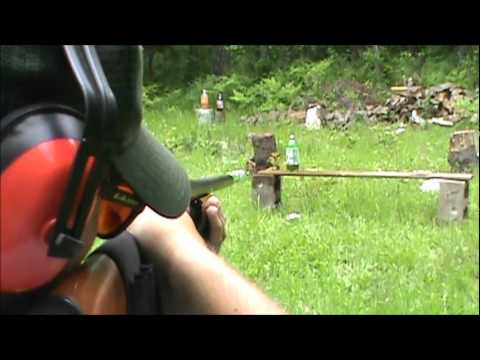 Shooting the Springfield / Savage Model 67C aka Model 67 Series C