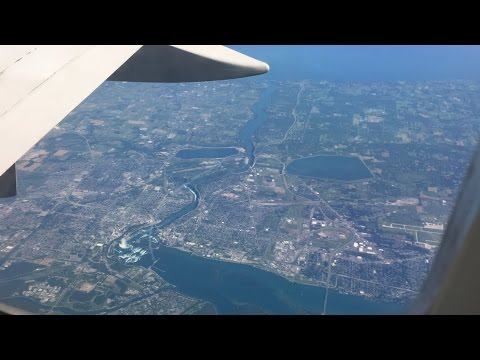 United Airlines HD 60fps: Boeing 757-200 on Flight 1178 (Newark Liberty Int. - San Francisco Int.)