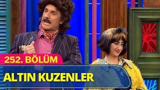 Altın Kuzenler - Güldür Güldür Show 252.Bölüm