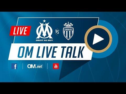 🎙LIVE TALK Suivez AS Saint-Étienne - OM en direct !