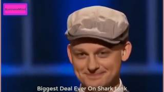 Shark Tank | Biggest Deal Ever on Shark tank | $6 Million Dollar For 25% | HD Video