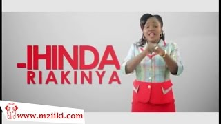 Ihinda Ria Kinya | Shiru Wa Gp | Official Video