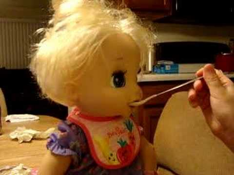 Baby Alive Doll Youtube