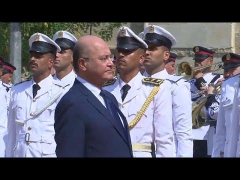 Presidente iraquiano põe lugar à disposição do parlamento