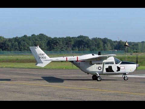 Cessna O-2 N5900 / 67-2130D Skymaster; Kleine Brogel Airshow 2014