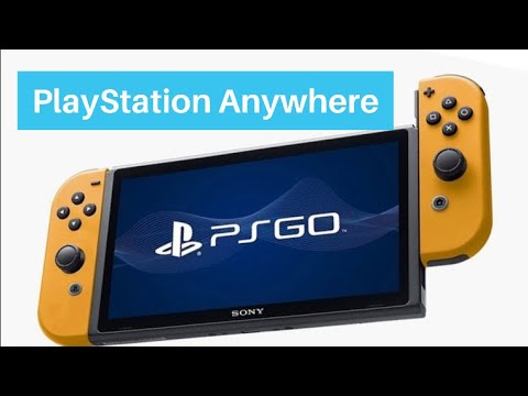 Console gaming ANYWHERE !