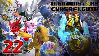 Digimon Story Cyber Sleuth   Part 22 Chapter 6 Sidequests