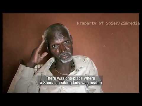 HOW ROBERT MUGABE MURDERED 20 000 PEOPLE (Genocide Zimbabwe)