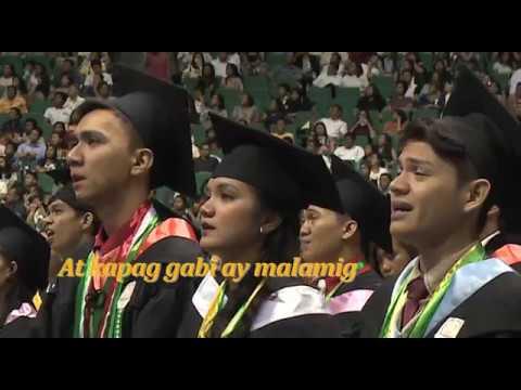 AWIT ng ANAK - 2017 NEU Graduation